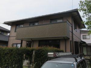松江市 N様邸 屋根・外壁リフォーム工事