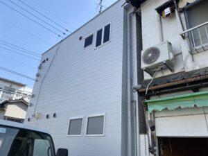 松江市テナントビル 外壁リフォーム工事