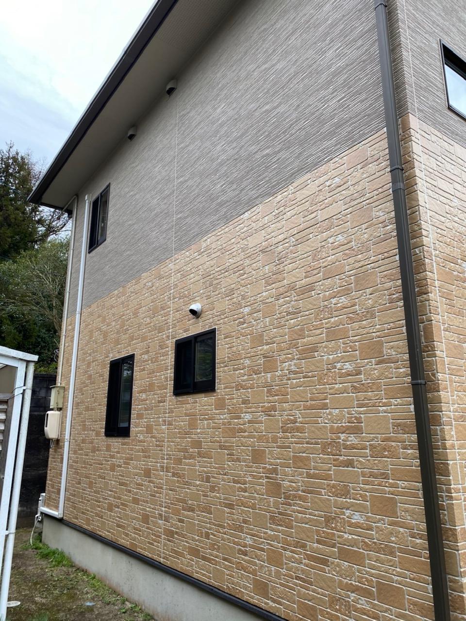 外壁塗り替え、実は・・・