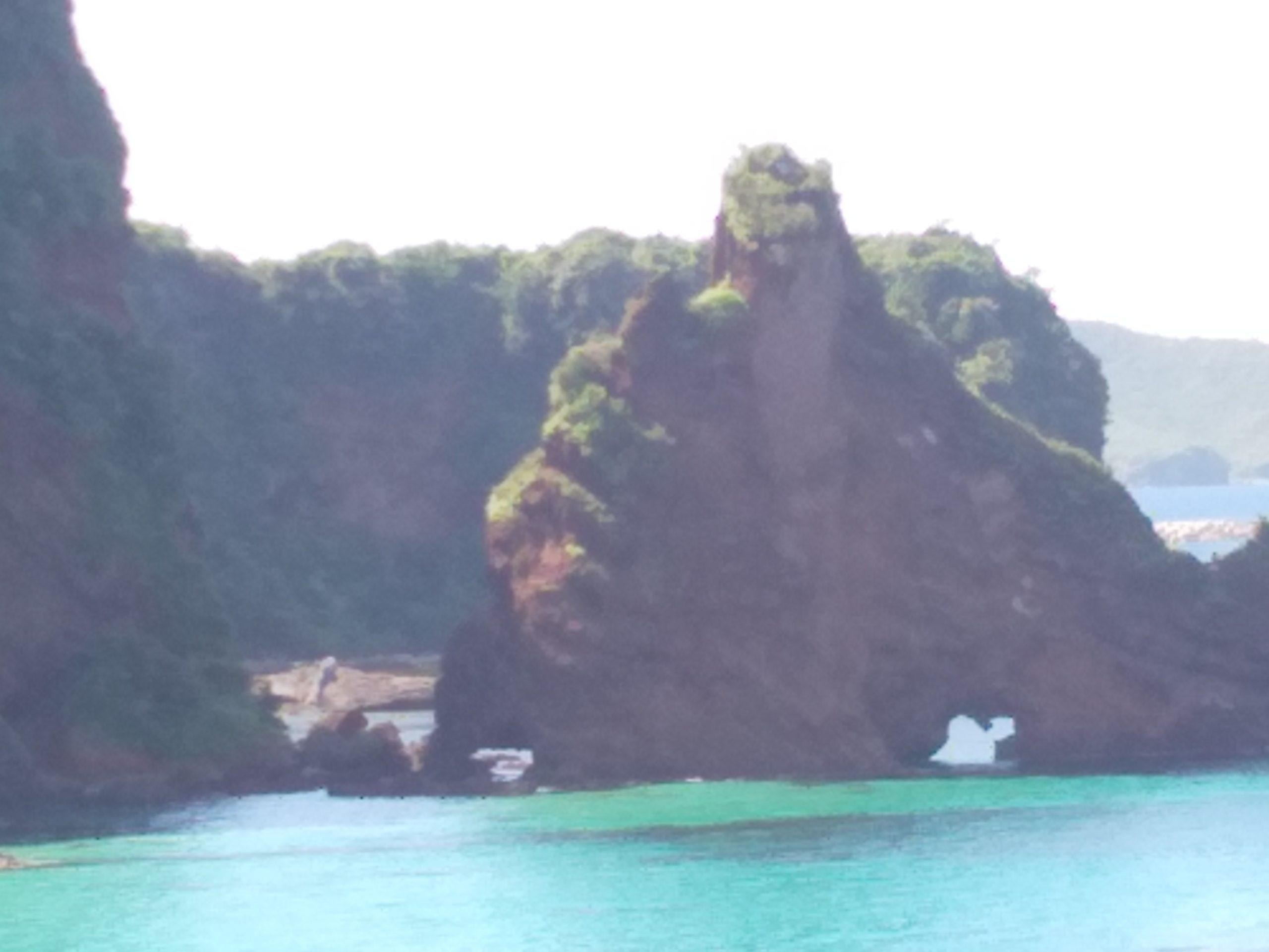 先日、隠岐の島へ行って来ました。