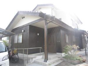 松江市 Y様邸 外壁リフレッシュ工事