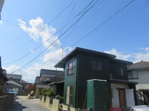 屋上防水。外壁塗装。