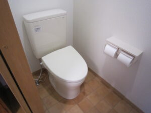 N様邸 トイレ新設工事