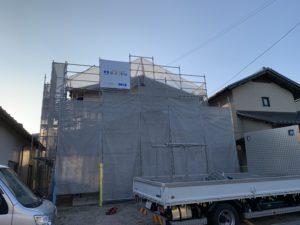 松江市内屋根・外壁リフォーム工事