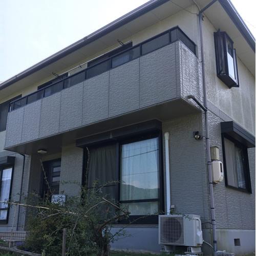 2016年11月施工 松江市S様邸 施工前