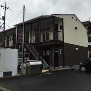 西川津アパート
