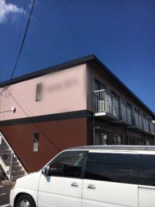 屋根 外壁塗装工事
